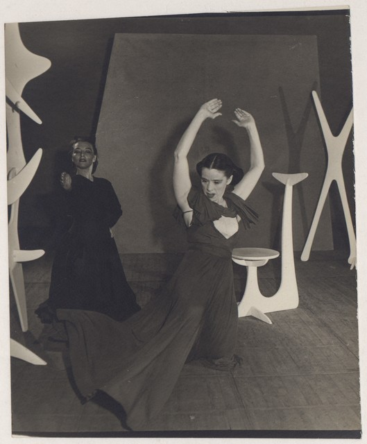 [ Martha Graham and ? in Heriodiade, No. 2]