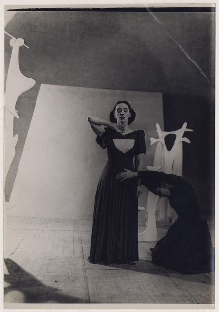 [ Martha Graham and ? in Heriodiade, No. 3]