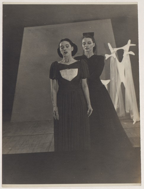 [ Martha Graham and ? in Heriodiade, No. 4]
