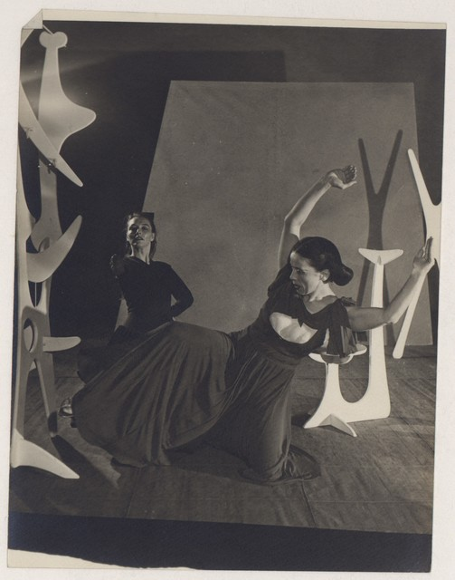 [ Martha Graham and ? in Heriodiade, No. 5]