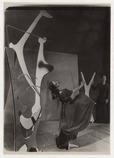 [ Martha Graham and ? in Heriodiade, No. 6]