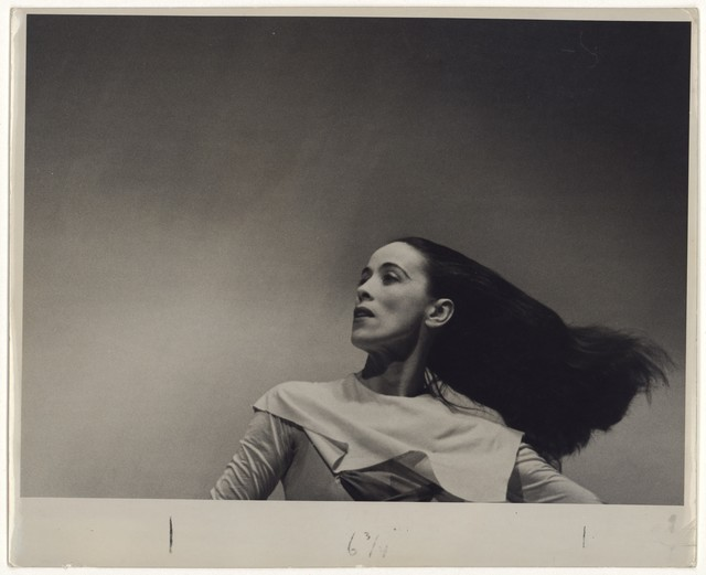[ Martha Graham in American document]