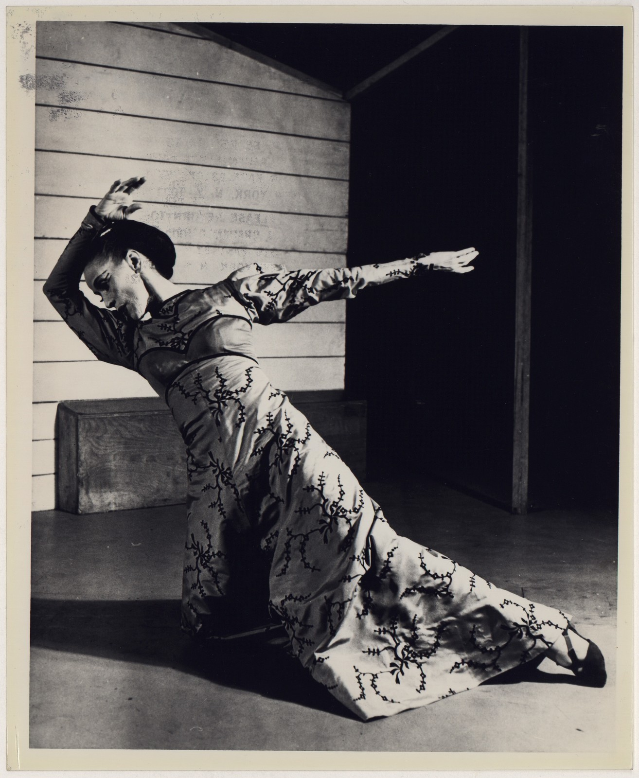 [ Martha Graham in Appalachian spring]