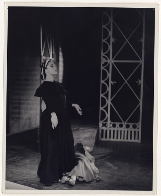 [ Martha Graham in Letter to the World]