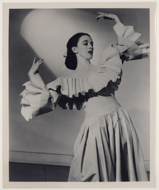 [ Martha Graham in Letter to the World, No. 2]