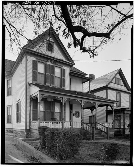 Martin Luther King Jr. Birth Home, 501 Auburn Avenue, Atlanta, Fulton County, GA