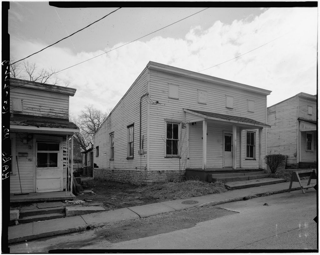 Mary Cecil Cantrill No. 2 House, 117 North Mulberry Street, Georgetown, Scott County, KY