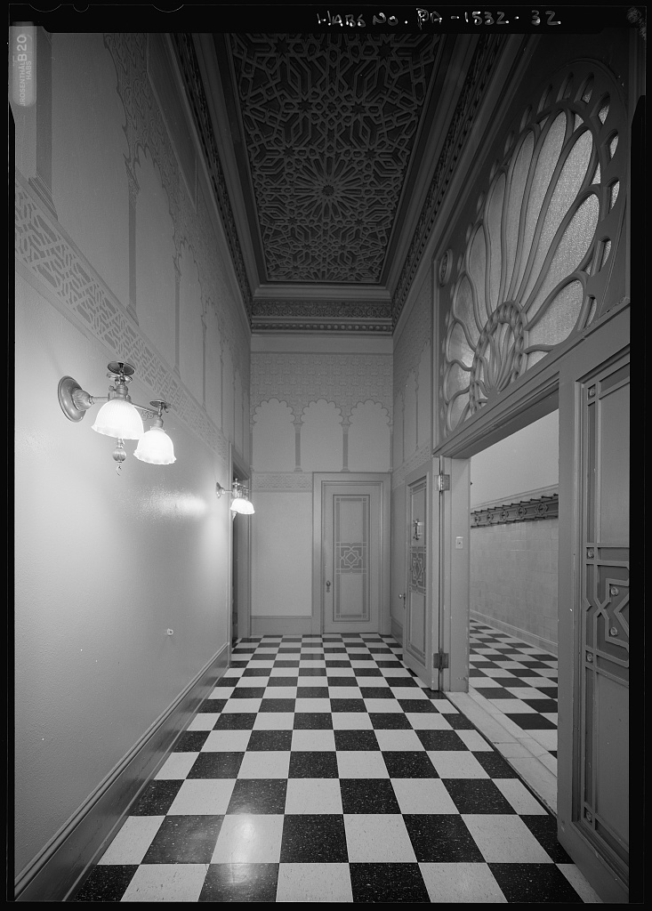 Masonic Temple, 1 North Broad Street, Philadelphia, Philadelphia County, PA