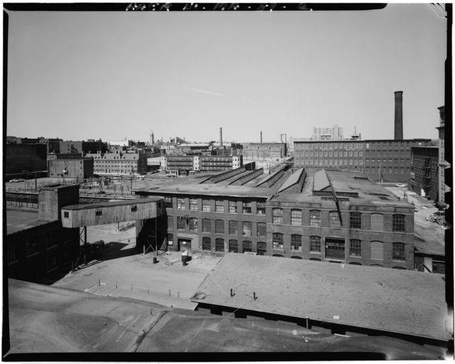 Massachusetts Mills, 95 Bridge Street, Lowell, Middlesex County, MA