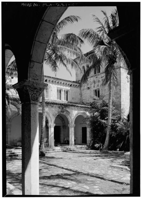 McAneeny-Howerdd House, 195 Via Del Mar, Palm Beach, Palm Beach County, FL