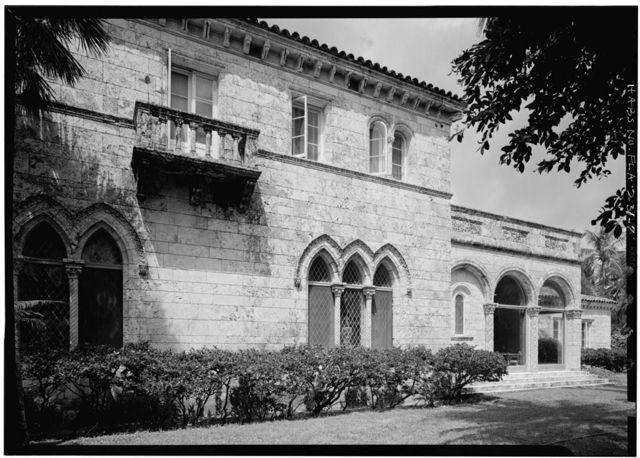 McAneeny-Howerdd House, 195 Via Del Mar, Palm Beach, Palm Beach County, FL