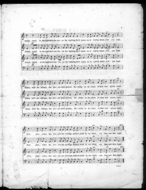 McClellan's serenade