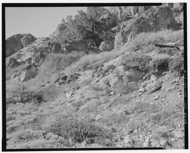 McCormick Group Mine, Mercury Retort, East slope of Buckskin Mountain, Paradise Valley, Humboldt County, NV