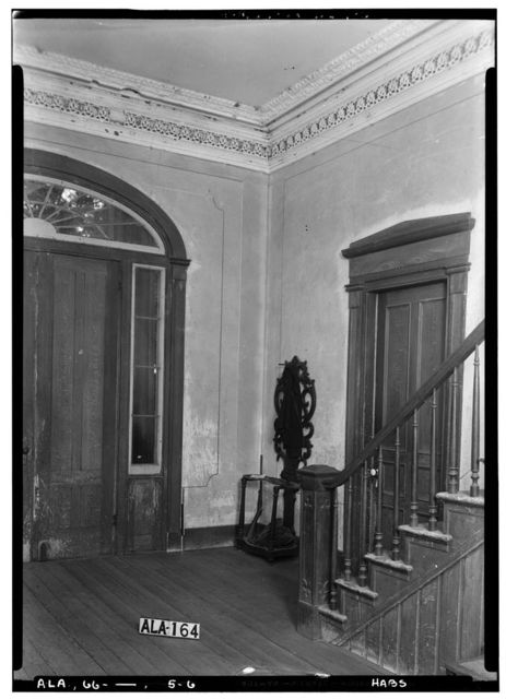 McDowell House, State Road 221, Camden, Wilcox County, AL