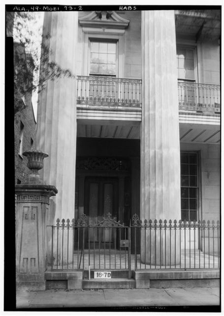 McGill Institute, 252 Government Street, Mobile, Mobile County, AL