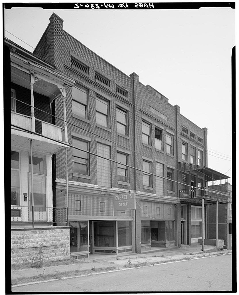 McGinnis Hotel, 204 Collins Avenue, Pennsboro, Ritchie County, WV