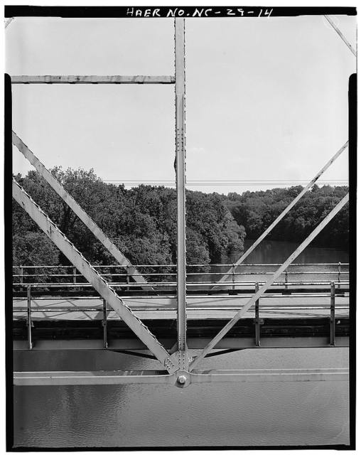 McGirt's Bridge, Spanning Cape Fear River, Elizabethtown, Bladen County, NC