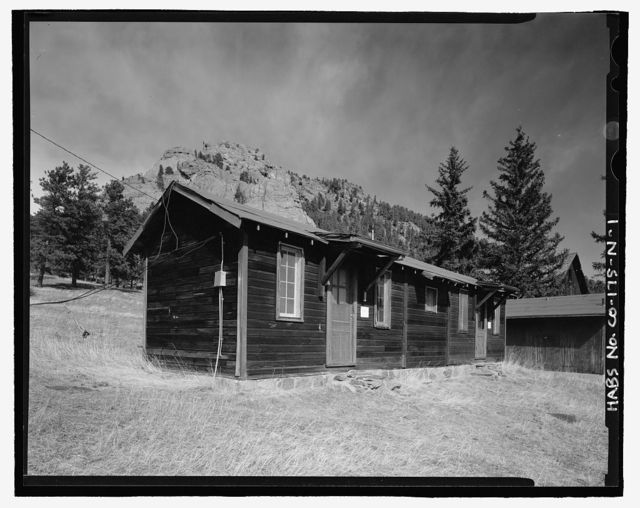 McGraw Ranch, Female Worker Residence, McGraw Ranch Road, Estes Park, Larimer County, CO