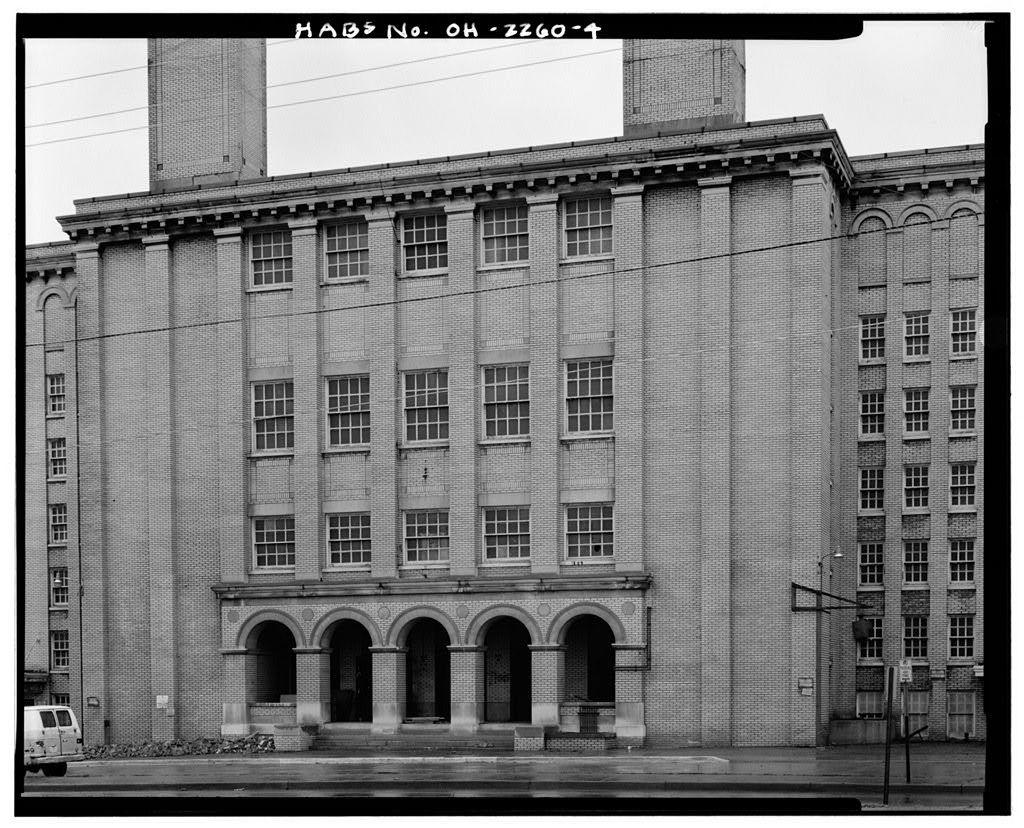 McKinley High School, 800 North Market Street, Canton, Stark County, OH