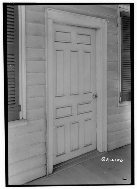 Meadow Garden, 1230 Nelson Street, Augusta, Richmond County, GA