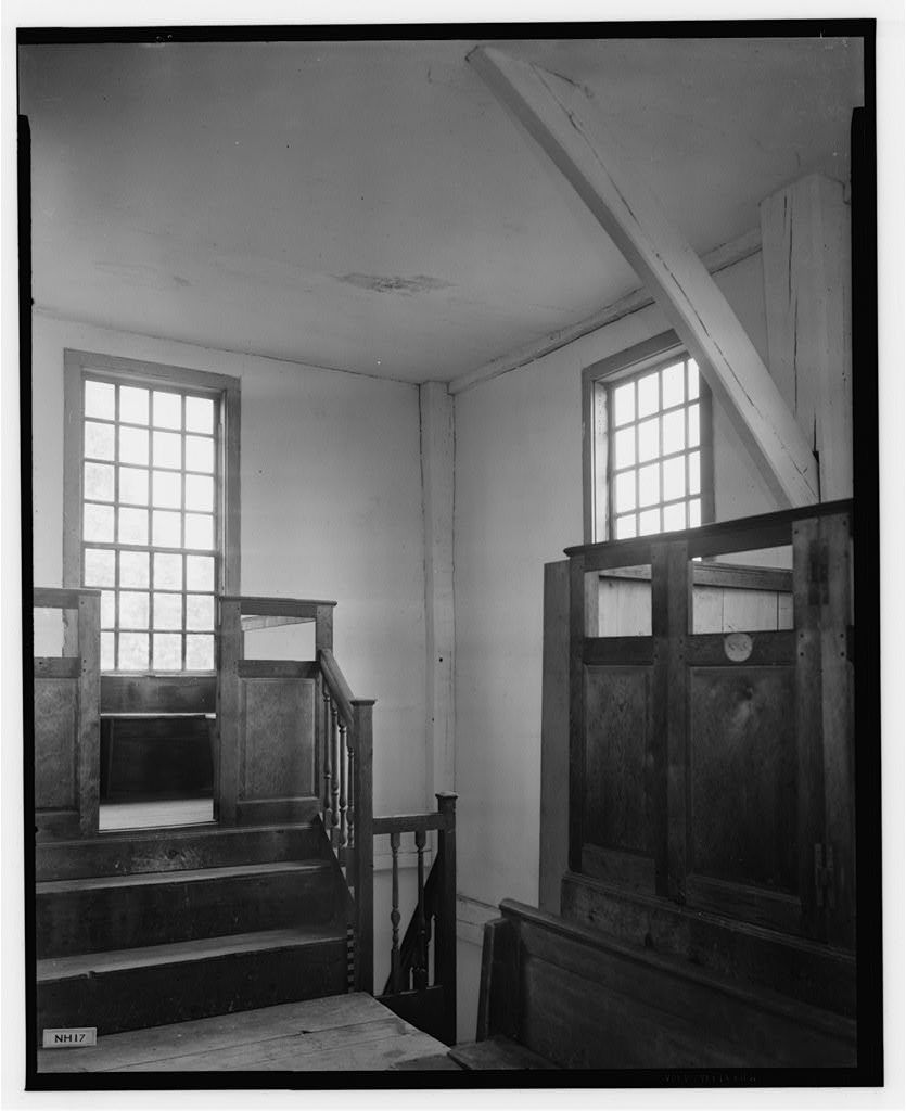 Meetinghouse, Phillips Road, Sandown, Rockingham County, NH