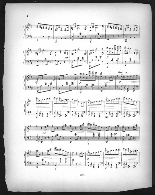 Mein Herz ist im Hochland, op. 187