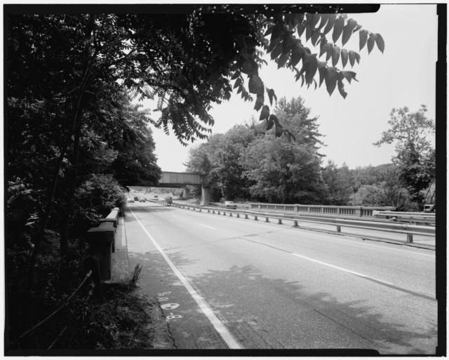 Merritt Parkway, Pequonnock River Bridge, Spanning Pequonnock River, Trumbull, Fairfield County, CT