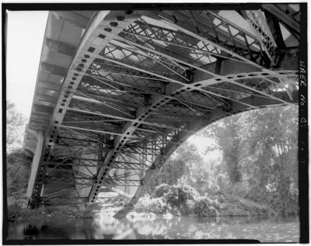 Merritt Parkway, Saugatuck River Bridge, Spanning Saugatuck River, Westport, Fairfield County, CT