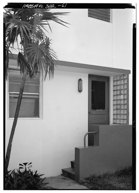 Miami Beach Art Deco Historic District, Miami, Miami-Dade County, FL