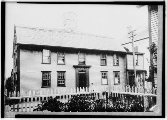 Micah Spencer House, 85-87 Thames Street, Newport, Newport County, RI