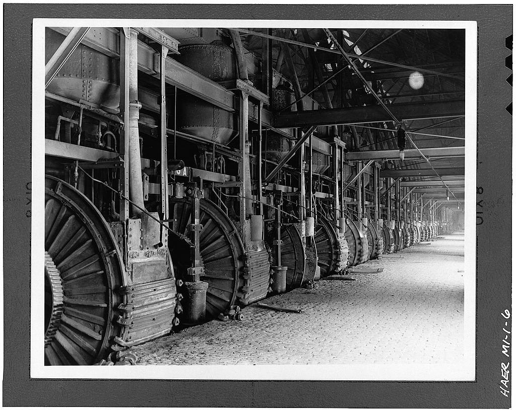 Michigan Lake Superior Power Company, Portage Street, Sault Ste. Marie, Chippewa County, MI