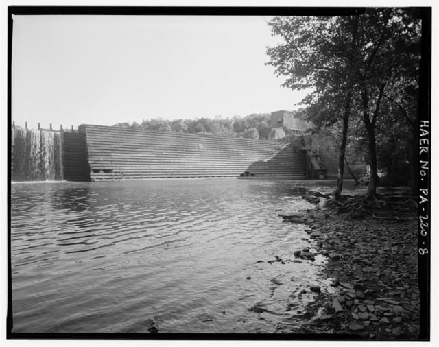 Middle Creek Hydroelectric Dam, On Middle Creek, West of U.S. Route 15, 3 miles South of Selinsgrove, Selinsgrove, Snyder County, PA