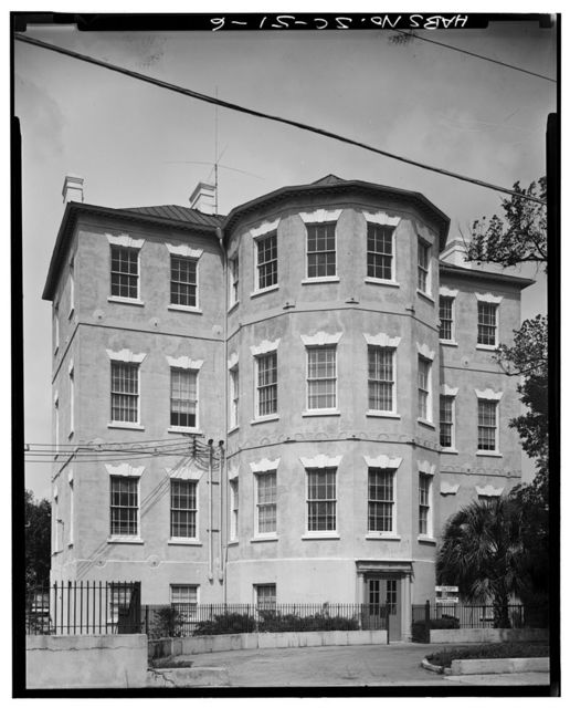 Middleton-Pinckney House, 14 George Street, Charleston, Charleston County, SC