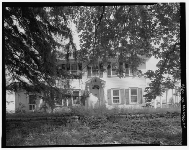 Migel Estate & Farm, W. K. Smith House, Along original Orange Turnpike alignment, .2 mile northeast of intersection of Mombasha & Orange Turnpike, Monroe, Orange County, NY