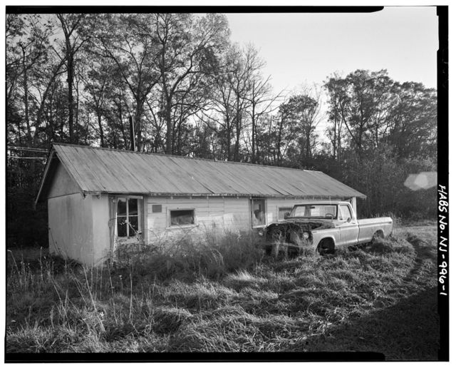 Migrant Worker Housing (Multi-Residence), Cedarville Road (Route 410), Millville, Cumberland County, NJ