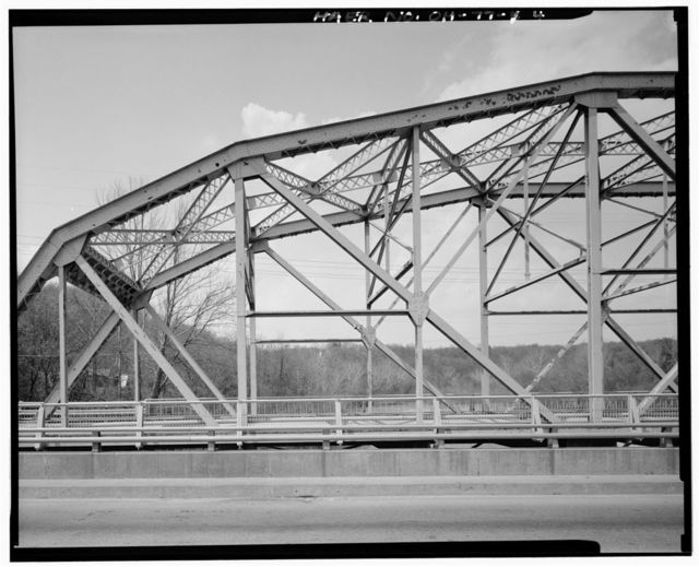 Milford Bridge, Spanning Little Miami River on U.S. 50, Milford, Clermont County, OH