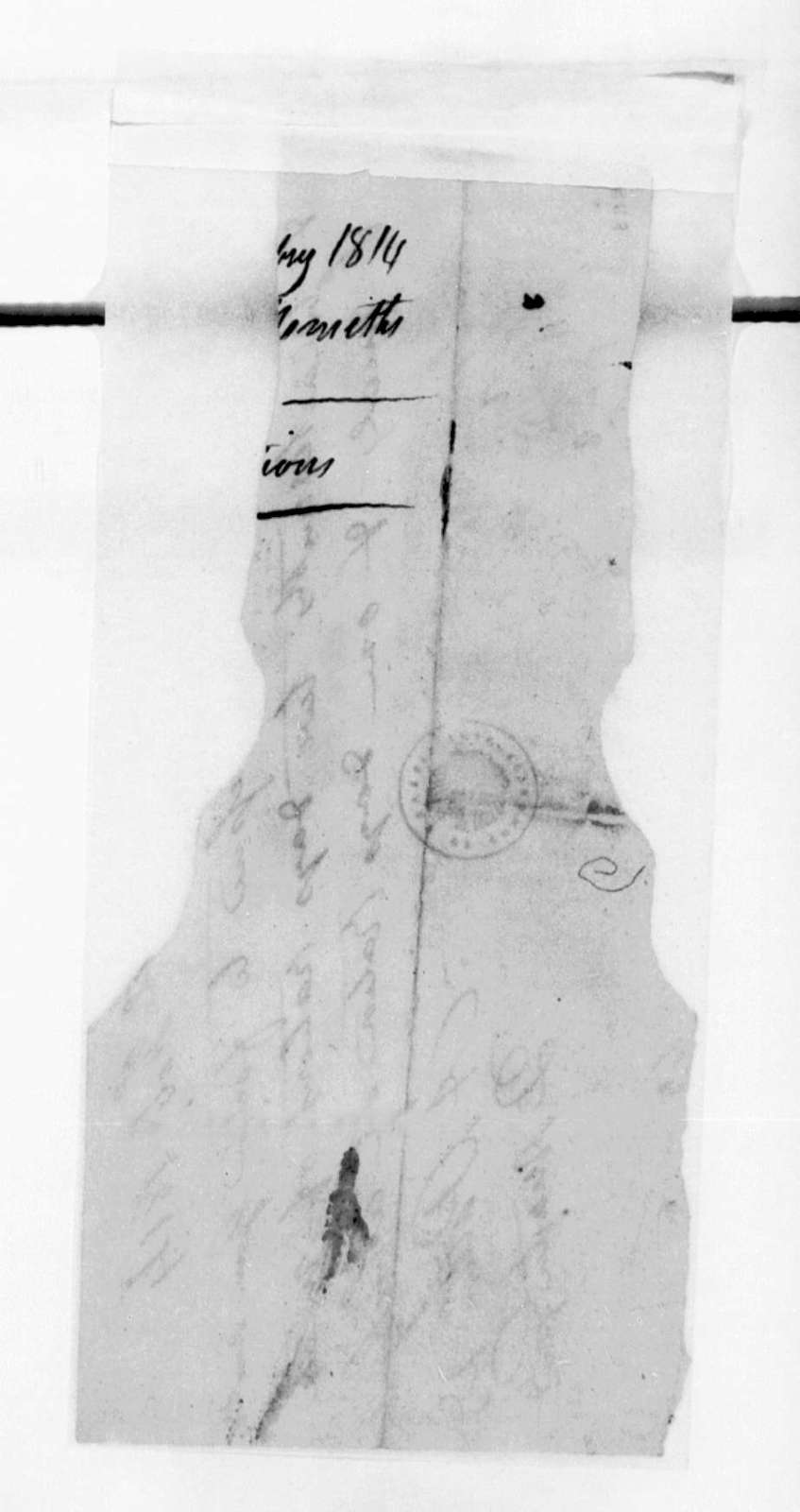 Military Fragments - Unidentified, arranged chronologically