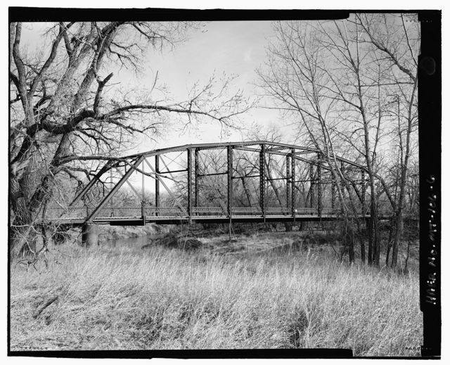 Milk River Bridge, Spanning Milk River approximately one mile north of Tampico on Tampico North Road, Tampico, Valley County, MT