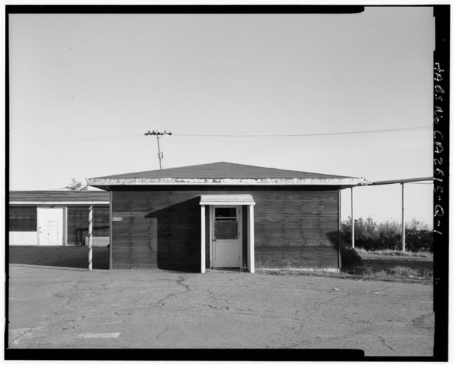 Mill Valley Air Force Station, Civil Engineering Administration Office, East Ridgecrest Boulevard, Mount Tamalpais, Mill Valley, Marin County, CA