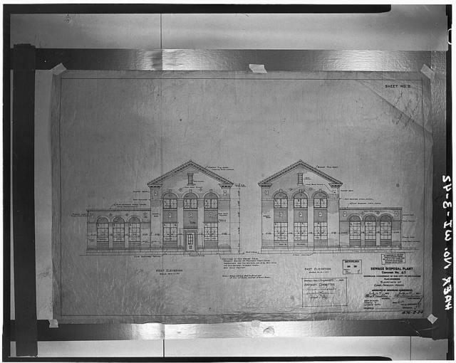 Milwaukee Metropolitan Sewage Treatment Plant, 700 East Jones Street, Milwaukee, Milwaukee County, WI