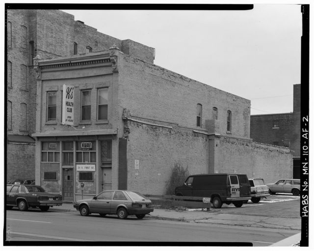 Minneapolis Warehouse District, 28 North First Street (Restaurant), 28 North First Street, Minneapolis, Hennepin County, MN