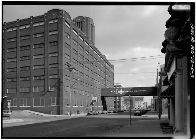 Minneapolis Warehouse District, Falk Paper Company, North Third Street at Seventh Avenue, Minneapolis, Hennepin County, MN