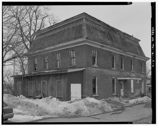 Minnesota State Academy for the Blind, Blind Department Building, 400 Sixth Avenue, Southeast, Faribault, Rice County, MN
