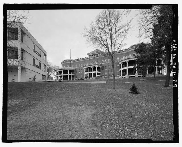 Minnesota Veterans' Home Complex, Campus Plan, 5101 Minnehaha Avenue, South, Minneapolis, Hennepin County, MN