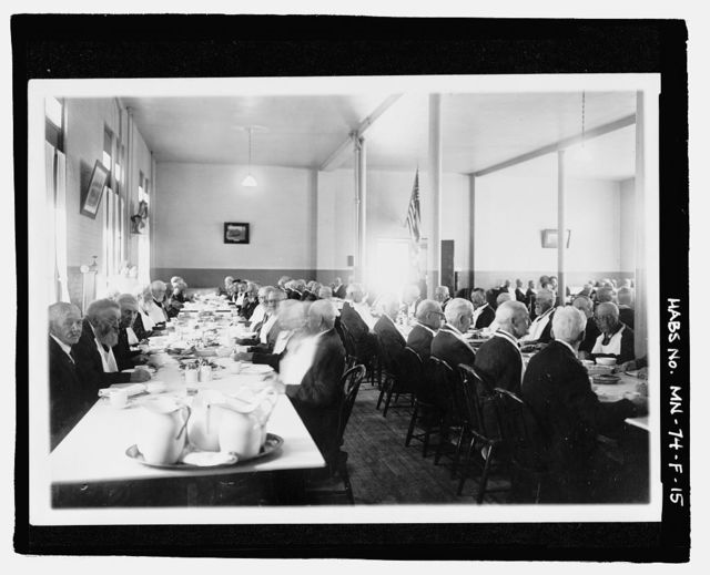 Minnesota Veterans' Home Complex, Dining Hall, 5101 Minnehaha Avenue, South, Minneapolis, Hennepin County, MN