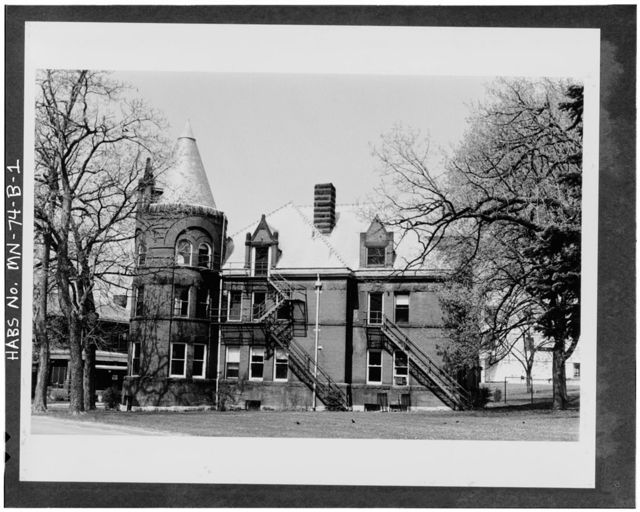 Minnesota Veterans Home Complex, Domiciliary No. 2, 5101 Minnehaha Avenue, South, Minneapolis, Hennepin County, MN