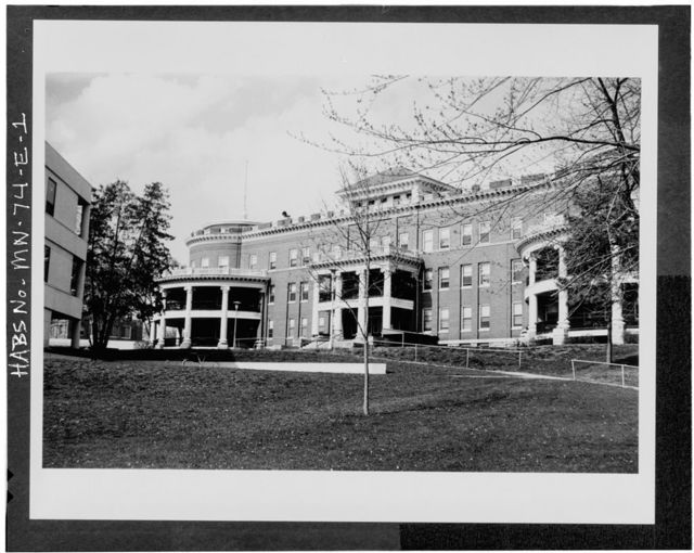 Minnesota Veterans Home Complex, Domiciliary No. 6, 5101 Minnehaha Avenue, South, Minneapolis, Hennepin County, MN