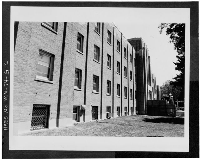 Minnesota Veterans Home Complex, Domiciliary No. 9, 5101 Minnehaha Avenue, South, Minneapolis, Hennepin County, MN