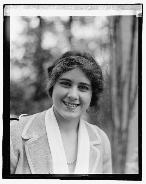 Miss Clara Boothe, 4/28/23