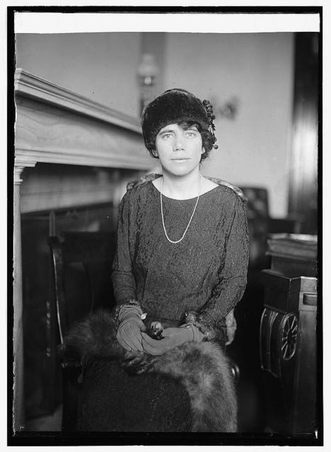 Miss Esther Everett Lape, 1/23/24